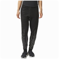 adidas Athletics ZNE Pulse Knit Pants - Women's - Black / Black
