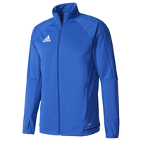 adidas Tiro 17 Jacket - Men's - Light Blue / Light Blue