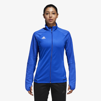 adidas Athletics Tiro 17 Jacket - Women's - Light Blue / Light Blue