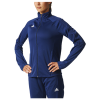 adidas Athletics Tiro 17 Jacket - Women's - Navy / Navy