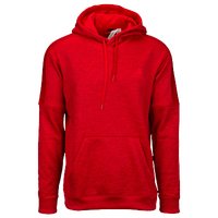 adidas Team Issue Fleece Hoodie - Men's - Red / Red