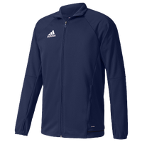 adidas Tiro 17 Jacket - Boys' Grade School - Navy / Navy