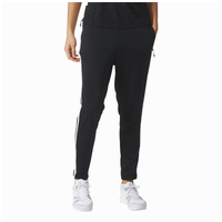 adidas Athletics 3-Stripes Trio Pants - Women's - Black / White