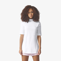adidas Originals NMD Copenhagen T-Shirt - Women's - All White / White