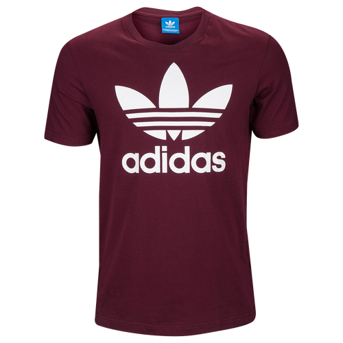 adidas originals trefoil t shirt men 39 s casual