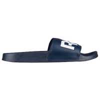 Reebok Core Slide - Men's - Navy / White