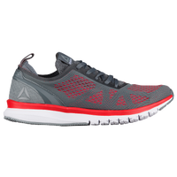 Reebok Print Smooth Clip Ultra Knit - Men's - Grey / Red