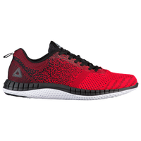 Reebok Print Run Prime Ultra Knit - Men's - Red / Black