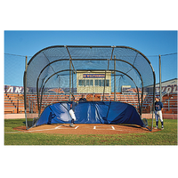 Diamond Team Bubba Elite Batting Cage