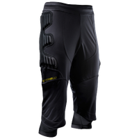 Storelli Sports Exoshield Goal Keeper 3/4 Pants - Men's - Black / Yellow