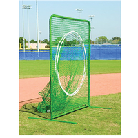 Diamond Team Varsity Screen Sock Net W/Frame