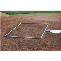 Trigon Team Batter's Box Template