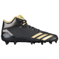 newest collection 1cef5 df4c7 adidas adiZero 5-Star 6.0 Mid - Mens - Black  Gold