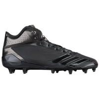 adidas adiZero 5-Star 6.0 Mid - Men's - All Black / Black