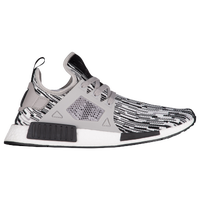 ADIDAS NMD R1 PK PRIMEKNIT TRI COLOR WHITE BLACK RED