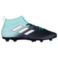 adidas ACE 17.3 FG - Men's - Aqua / White