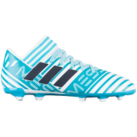adidas Nemeziz 17.3 FG - Boys' Grade School - White / Black