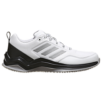 adidas Speed Trainer 3 SL K - Boys' Grade School - White / Silver