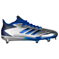 adidas Afterburner 4 LE - Men's - Silver / Blue