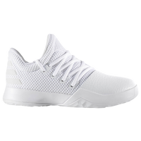 adidas Harden Vol. 1 - Boys' Preschool -  James Harden - All White / White