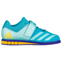 adidas Powerlift.3 - Women's - Light Blue / Aqua