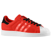adidas Originals Superstar 2 - Men's - Red / Black