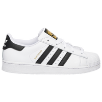 adidas Originals Superstar - Boys' Preschool - White / Black