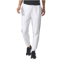 adidas Athletics 3-Stripes Cotton Jogger - Women's - White / Black