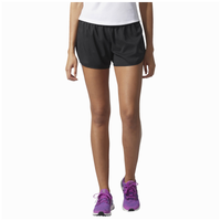 adidas M10 Shorts - Women's - All Black / Black