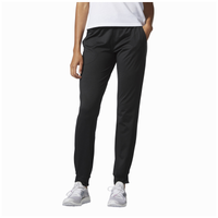 adidas Athletics ID Tapered Pants - Women's - All Black / Black