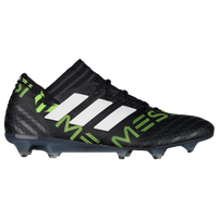 adidas Nemeziz 17.1 FG - Men's - Black / White