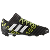 adidas Nemeziz 17.3 FG - Boys' Grade School - Black / White