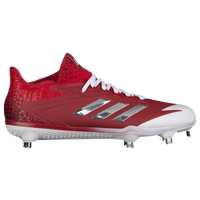 adidas adiZero Afterburner 4 - Men's - Red / White