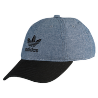 adidas Originals Relaxed Strapback Hat - Women's - Navy / Black