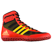 adidas Mat Wizard Youth Energy - Boys' Grade School - Red / Yellow