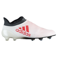 adidas X 17+ FG - Men's - White / Red