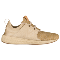 New Balance Fresh Foam Cruz Gum Rubber - Men's - Tan / Tan
