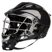 Cascade CS-R Lacrosse Helmet - Youth - All Black / Black
