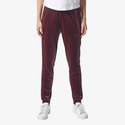 adidas Originals Velvet Vibes Cuffed Pants - Women's