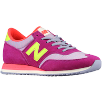 New Balance 620 - Women's - Purple / Yellow