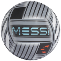 adidas Messi Soccer Ball - Grey / Red