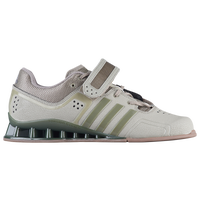 adidas Adipower Weightlifter - Men's - Olive Green / Grey