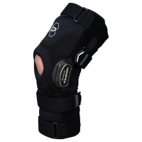 DonJoy Performance Bionic Fullstop Knee Brace - Men's - Black / White