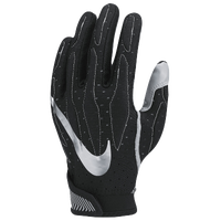 Nike Superbad 4.0 Football Gloves - Boys' Grade School - Black / White