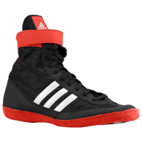 adidas Combat Speed 4 - Men's - Black / Red