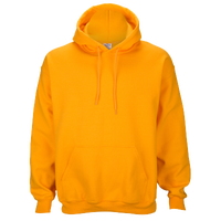 Gildan Team 50/50 Fleece Hoodie - Men's - Gold / Gold