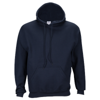 Gildan Team 50/50 Fleece Hoodie - Men's - Navy / Navy