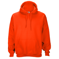 Gildan Team 50/50 Fleece Hoodie - Men's - Orange / Orange