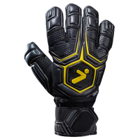 Storelli Sports Exoshield Gladiator Pro GK Gloves - Black / Yellow