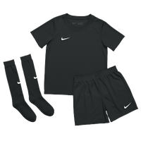 Nike Team Dry Park Kit Set - Boys' Grade School - Black / White